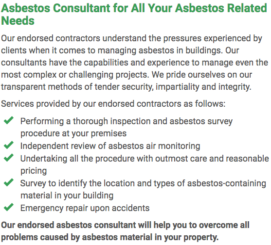 Asbestos Watch Cairns - consultant right